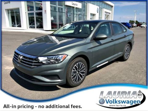 New 2019 Volkswagen Jetta 1.4 TSI Highline Auto