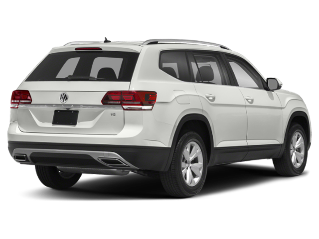 New 2019 Volkswagen Atlas 3.6 FSI Comfortline 4Motion AWD