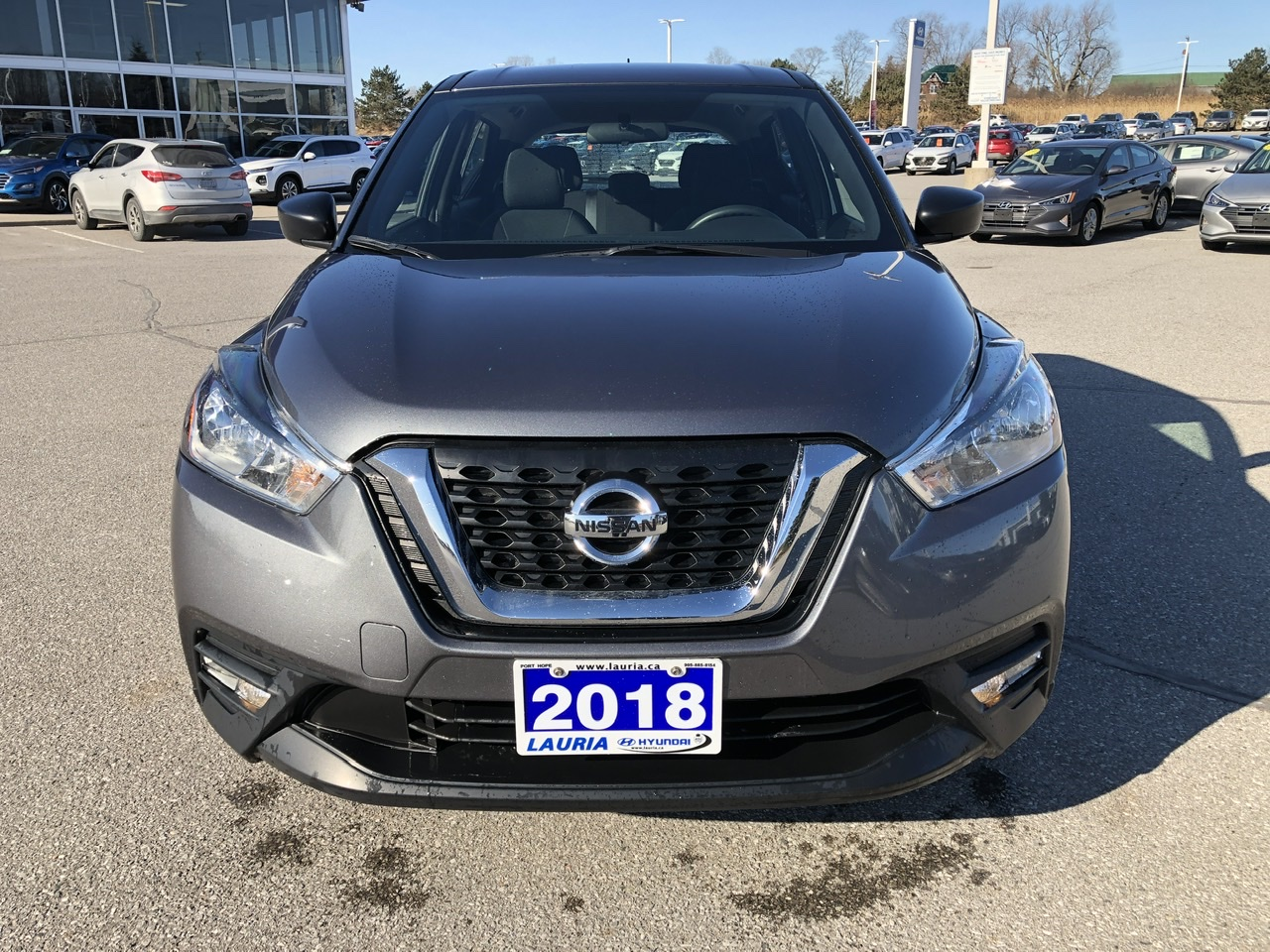 Pre-Owned 2018 Nissan Kicks S FWD - LOW KMS