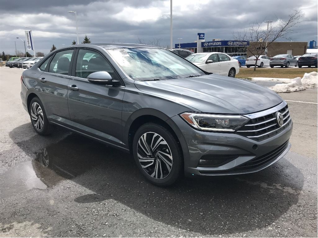 New 2019 Volkswagen Jetta 1.4 TSI Execline - DEMO MODEL!