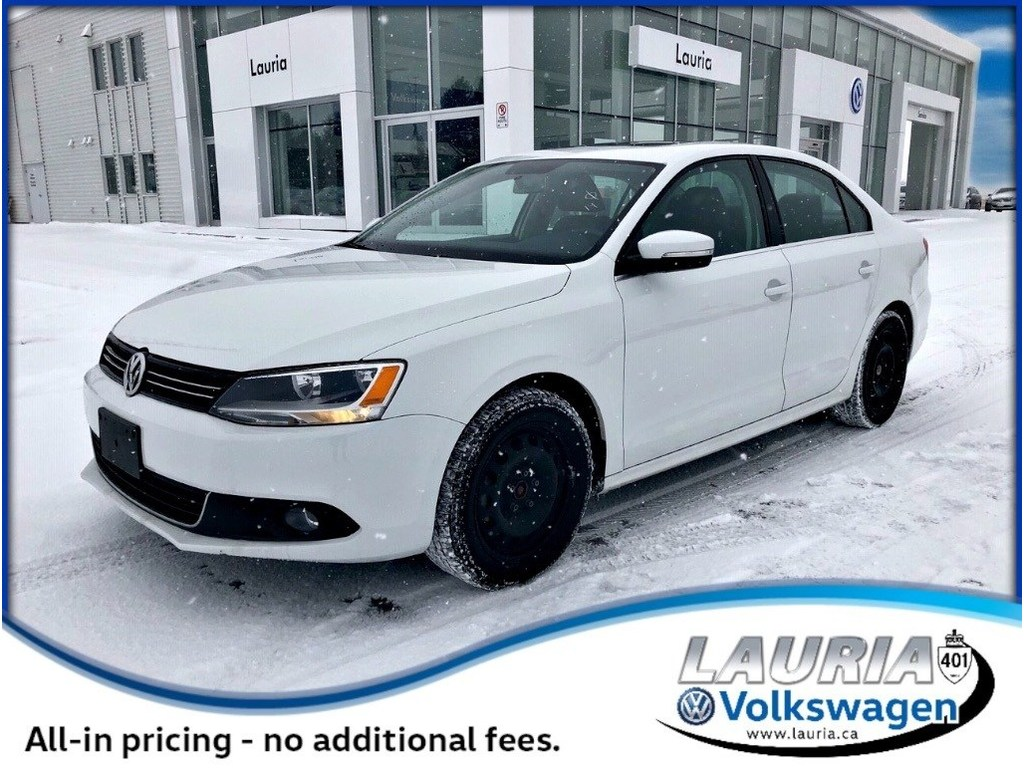 Certified Pre-Owned 2014 Volkswagen Jetta 2.0 TDI Highline - 0% Financing