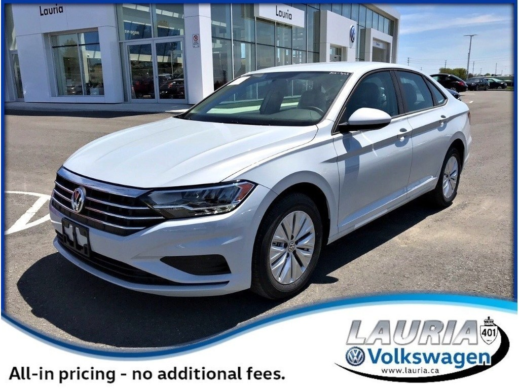 New 2019 Volkswagen Jetta 1.4 TSI Comfortline Manual