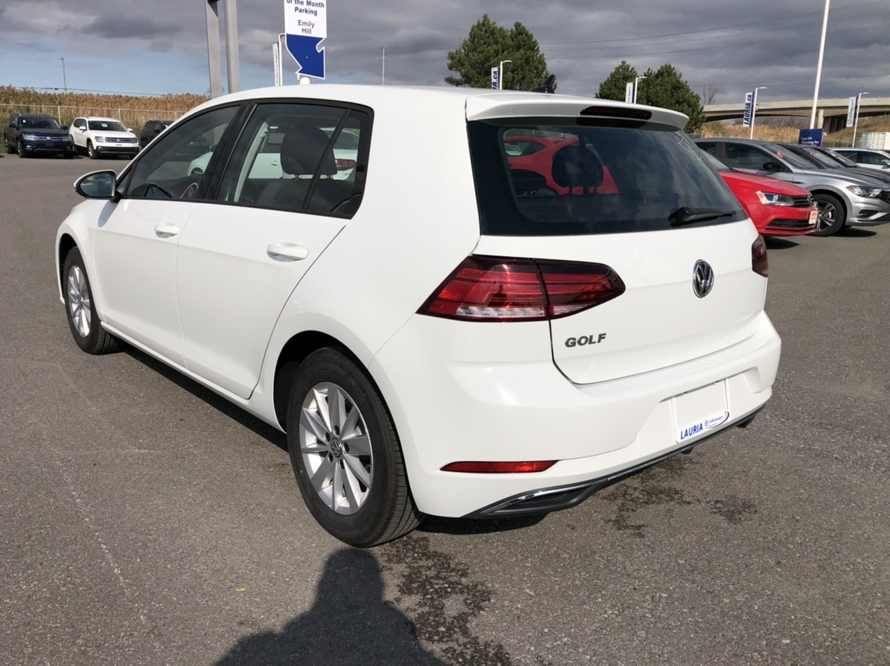 New 2019 Volkswagen Golf 1.4 TSI Comfortline Manual