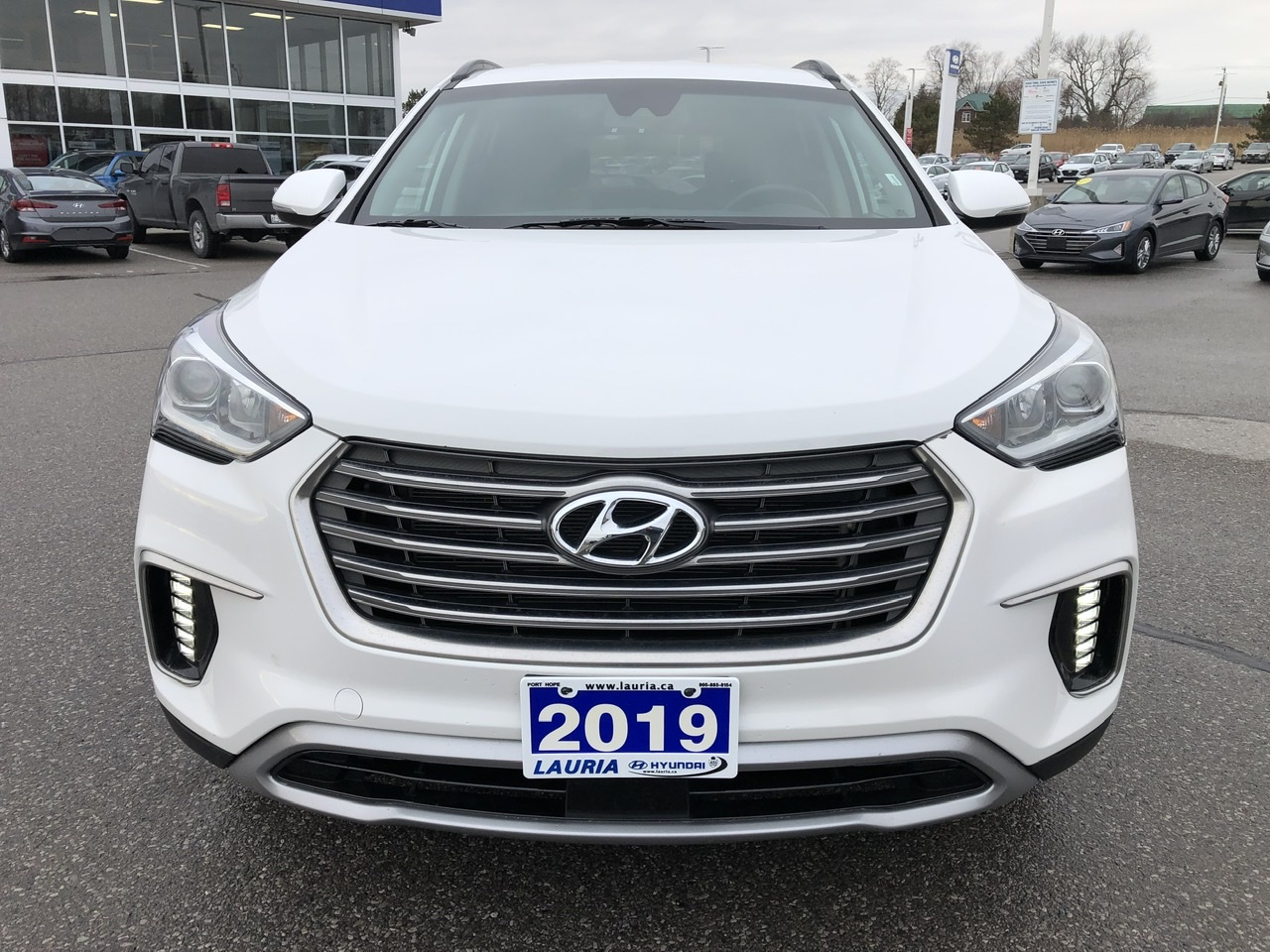 Certified Pre-Owned 2019 Hyundai Santa Fe XL V6 AWD Preferred 7-Passenger