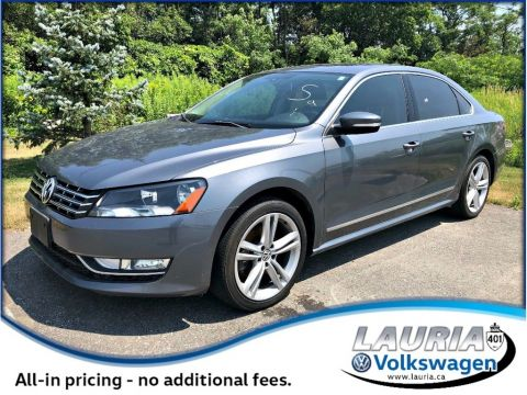 Pre-Owned 2014 Volkswagen Passat 2.0 TDI Highline Auto - Navigation