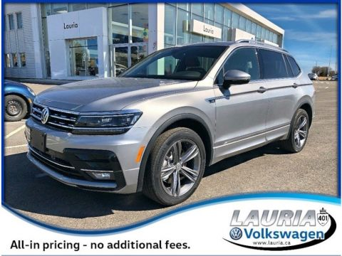 New 2019 Volkswagen Tiguan 2.0T Highline R-Line 4Motion AWD