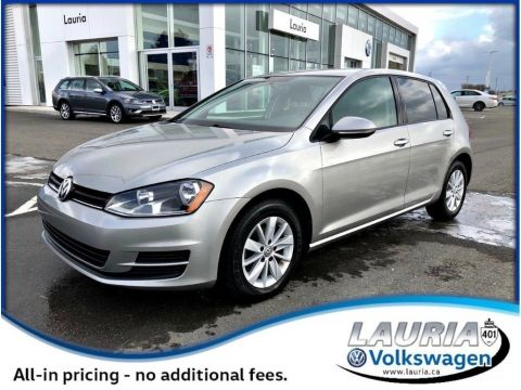 Certified Pre-Owned 2015 Volkswagen Golf 1.8 TSI Trendline Manual 1-owner