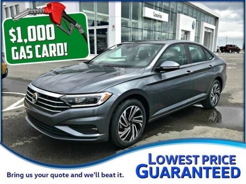 New 2019 Volkswagen Jetta 1.4 TSI Exceline *Demo - Includes $1,000 Gas Card*