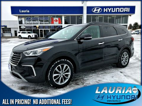 Certified Pre-Owned 2019 Hyundai Santa Fe XL V6 AWD Preferred - 7-Passenger